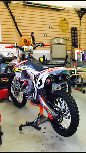 crf 450r 2014 ready to race