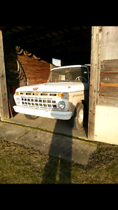 Good project 1965 ford f100 NEED GONE
