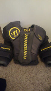 Warrior Ritual Goalie Chest Protector Moose Jaw Regina Area image 1