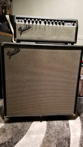 Fender Amplifier Stage 100 Half Stack
