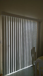 LEVELOR Vertical Blinds / Vanes   -   NOT Curtains