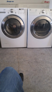 LG HE WASHER & DRYER SANITIZATION FEATURE