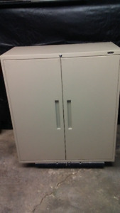 Commercial Metal Cabinet With Shelves