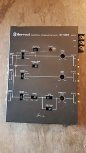SHERWOOD  XN-1000T crossover