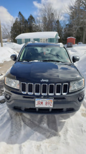 2011 Jeep Compass 70th Anniversary Edition - 5-Speed Manual