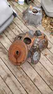 8 cylinder 55 to 57 Chevy 8 cylinder bellhousing   West Island Greater Montréal image 3