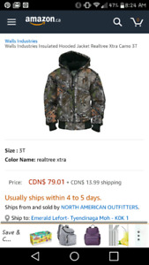 I'm looking for toddler boys hunting camo!