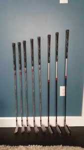 Left-handed mens iron set - Adams golf A3s