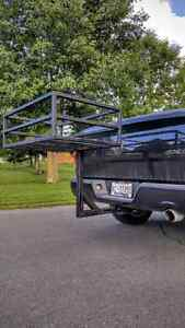 Solid carrying rack for 4 wheeler or truck! Don't miss out!