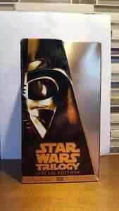Star Wars Special Edition Trilogy - VHS Gold THX
