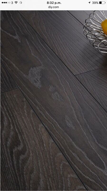 Toccata Victoria Oak Effect Laminate Floor In Ashton