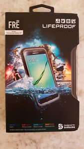 Lifeproof Case for Samsung Galaxy S7 (Black and Grey) Peterborough Peterborough Area image 1