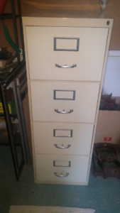 1980 Heavy Filing Cabinet Legal
