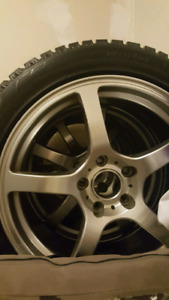 17 inch rims and tire