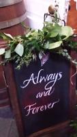Wonderful weddings!