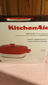 Bakeware and Electric Knife