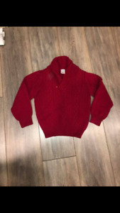 Boys sz 5/5t sweaters and pants