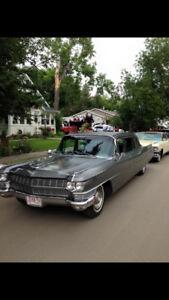 Rare 1965 Cadillac Durham Limousine