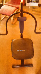 Ab-Doer II  Exercise Chair -