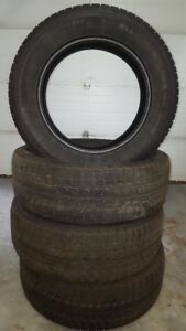 """19"""" Snow tires (P255/60 R19) for Buick Enclave"""