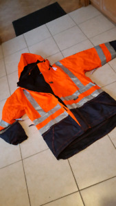 Winter / spring jackets.  3 in one. Helly Hanson.