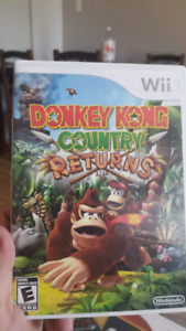 donkeykong country return wii mario galaxy