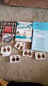 Sign Language bundle