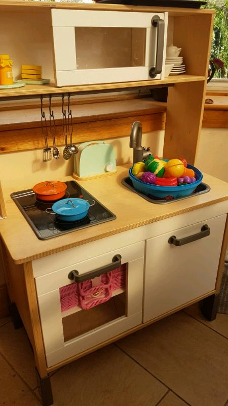 Ikea toy kitchen plus accessories | in Kirkcaldy, Fife | Gumtree