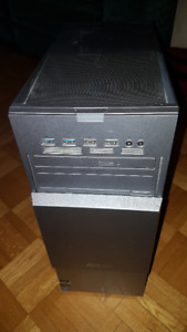 PC Desktop i5-4440 Computer no mouse, keyboard, monitor etc
