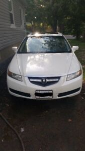 2006 Acura TL w/Navigation Package