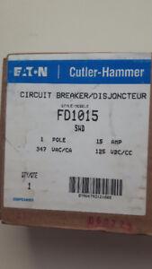 Circuit breaker, new