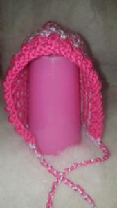 Baby bonnet/ pixi hat