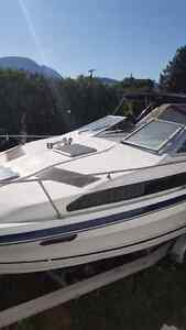 92 bayliner cabin cruiser