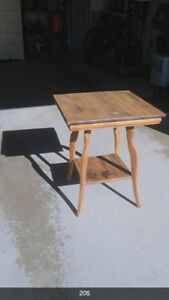 Small Wooden Table For Sale