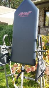 Inversion table - PRICE REDUCED