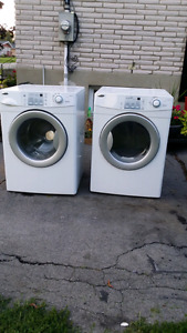 Frontload Washer/Dryer