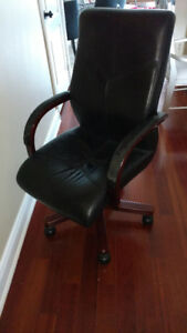 Office manager computer task chair adjustable Pickering