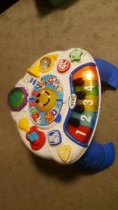 Baby Einstein discovery piano