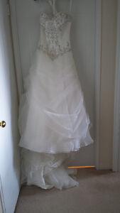 Wedding Dress (Ella Rosa)