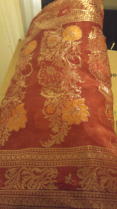 West Indian style Sari for sale