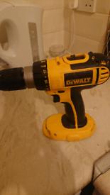 DeWalt hammer drill dc725