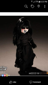 LIVING DEAD DOLL-THE DARK FROM SERIES 31
