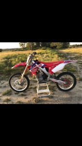 2010 CRF250R Priced to sell