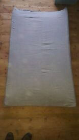 Small double Foam mattress
