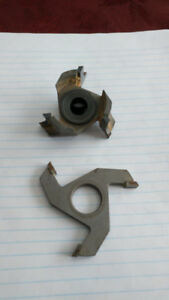 Shaper cutter blades/bits