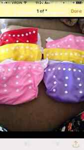Babyland onesize cloth diapers