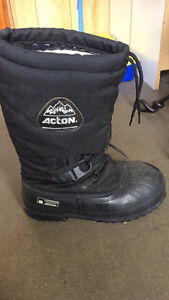 Men's snowmobile suit with boots Kitchener / Waterloo Kitchener Area image 3