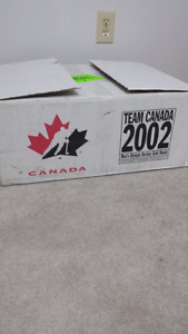 2002 Team Canada bobble heads