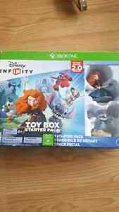 Ensemble Disney infinity