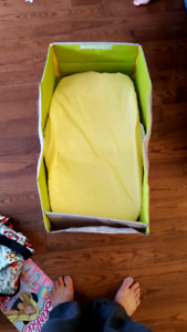 Portable Fold Up Bassinet/Change Table/play area